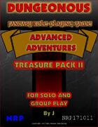 Dungeonous Treasure Pack II