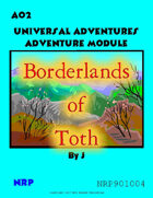 AO2 Borderlands of Toth