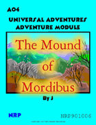 AO4 The Mound of Mordibus