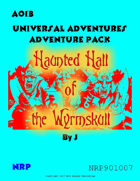 AO1B The Haunted Hall of the Wyrmskull
