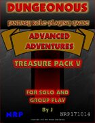 Dungeonous Treasure Pack V