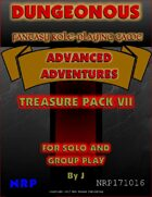 Dungeonous Treasure Pack VII