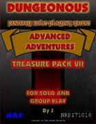 Dungeonous Treasure Pack VII