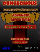 Dungeonous Treasure Pack VIII