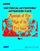 AO6N Mountain of Fire: Hall of the Fire Giant