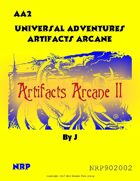 AA2 Artifacts Arcane II