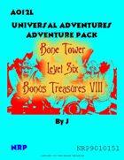 AO12L Bone Tower Bonus Treasures VIII