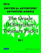 EG1A The Oracle of Basylthor Treasure Pack I