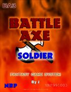 Battle Axe: Soldier