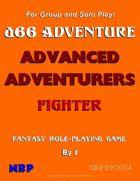 Advanced Adventurers: Fighter