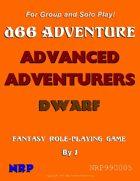 Advanced Adventurers: Dwarf