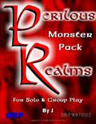 Perilous Realms: Monster Pack