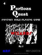Perilous Quest: Wizards