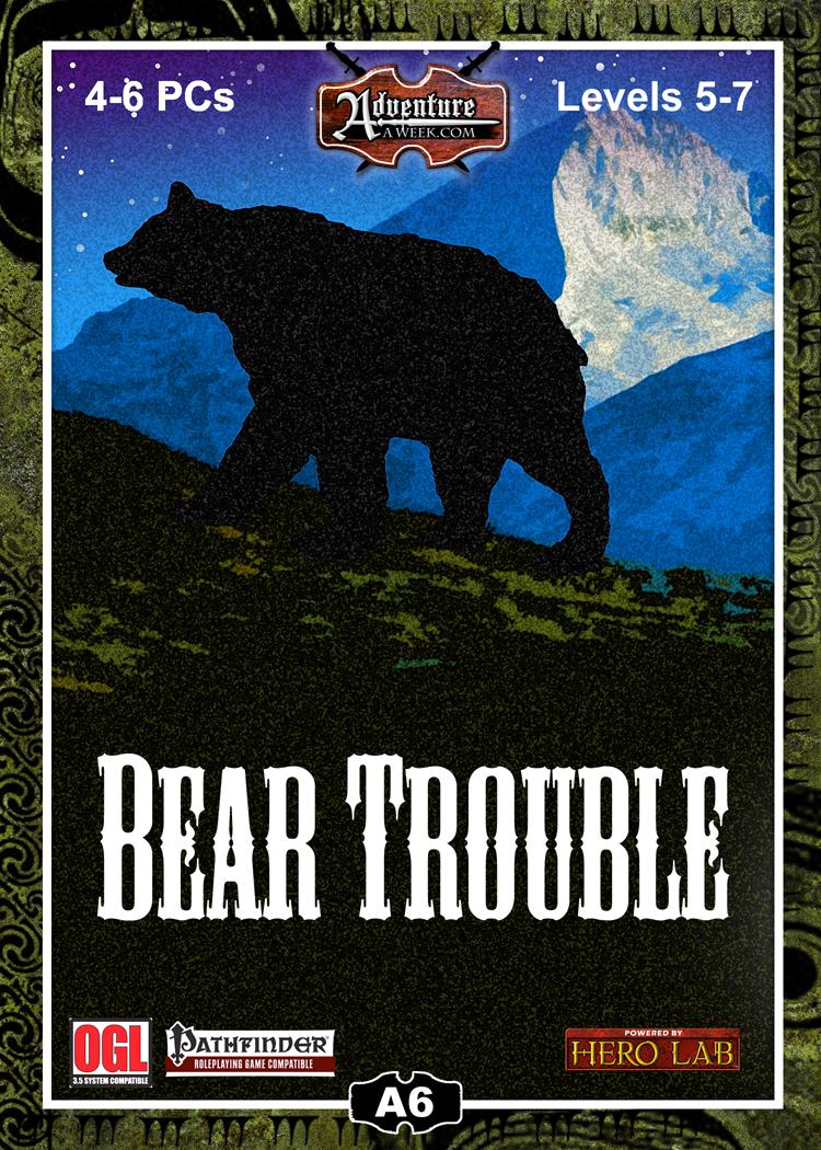 A06: Bear Trouble