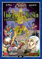 B01: Under His Skin