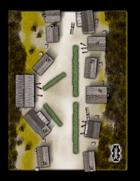VTT Maps: Frontier Town
