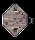 VTT Maps: City House 3 (Attic)