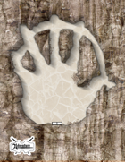 VTT Maps: Strangely Shaped Cave