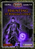 A17: Haunting at Rybalka Lodge