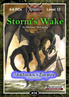 A18: Storm's Wake, Saatman's Empire (2 of 4)