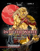 Fallen Leaves: Into the White