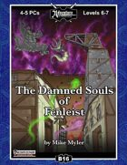 B16: The Damned Souls of Fenleist