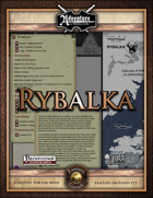 FGCS1: Rybalka for Fantasy Grounds