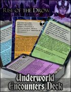 Rise of the Drow: Underworld Encounter Deck