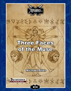 B18: Three Faces of the Muse