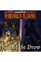 Hero Lab: Rise of the Drow Epilogue
