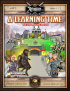 BASIC01: A Learning Time (Fantasy Grounds)