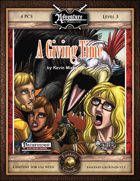 FGBASIC03: A Giving Time for Fantasy Grounds