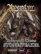 Underworld Classes: Stonespeaker