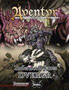 Underworld Races: Dvergr