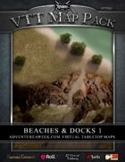 VTT MAP PACK: Beaches & Docks 1
