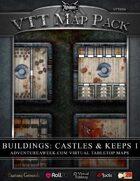 VTT MAP PACK: Castles & Keeps 1