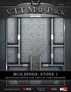VTT MAP PACK: Buildings Stone 1