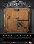 VTT MAP PACK: Buildings Clock Tower