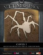 VTT MAP PACK: Caves 1
