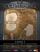 VTT MAP PACK: Caves 5