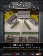 VTT MAP PACK: Cities & Towns 2