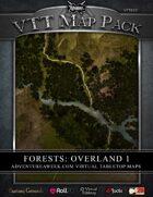 VTT MAP PACK: Forests Overland 1
