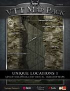 VTT MAP PACK: Unique Locations 1