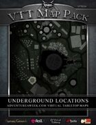 VTT MAP PACK: Underground Locations