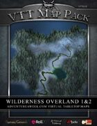 VTT MAP PACK: Wilderness Overland 1 & 2
