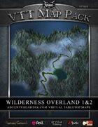 VTT MAP PACK: Wilderness Overland 1 & 2