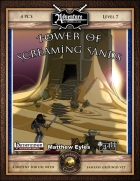 FGB19: Tower of Screaming Sands for Fantasy Grounds