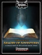 AaWBlog Presents: Armory of Adventures