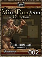 Mini-Dungeon #002: Hobgoblin Lair