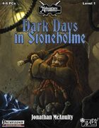U01: Dark Days in Stoneholme